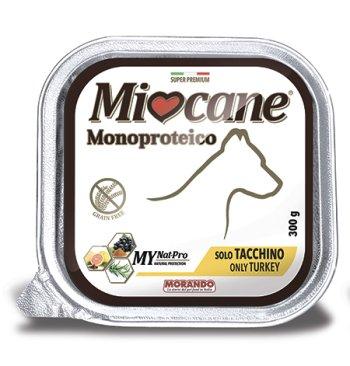Morando Miocane Monoproteico - консервы Морандо Миокане Только индейка для собак 300 г (08323)